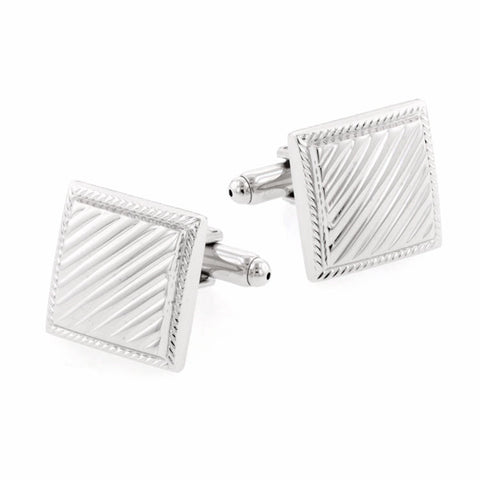 Diagonal Cufflinks