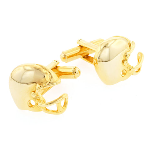 Football Helmet Cufflinks