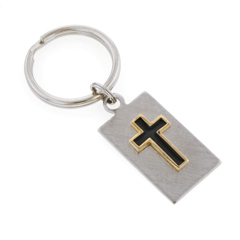 Cross Key Ring