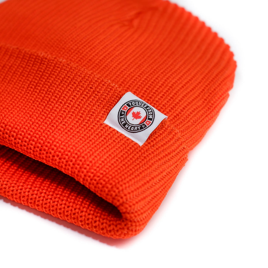 Orange Toque