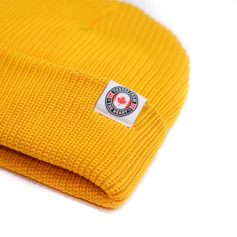 Yellow Toque