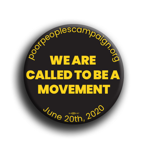We Are Called to Be a Movement Button
