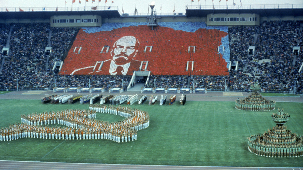 Behind the Poster: Political games at the 1980 Moscow Olympic Games