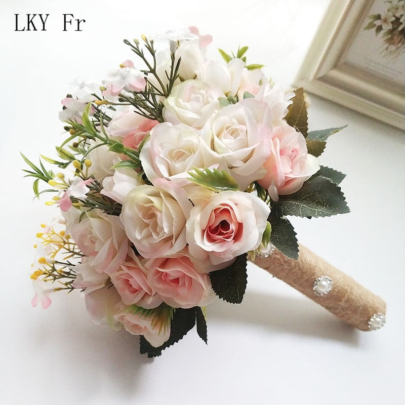Wedding Bouquet Flowers Marriage Accessories