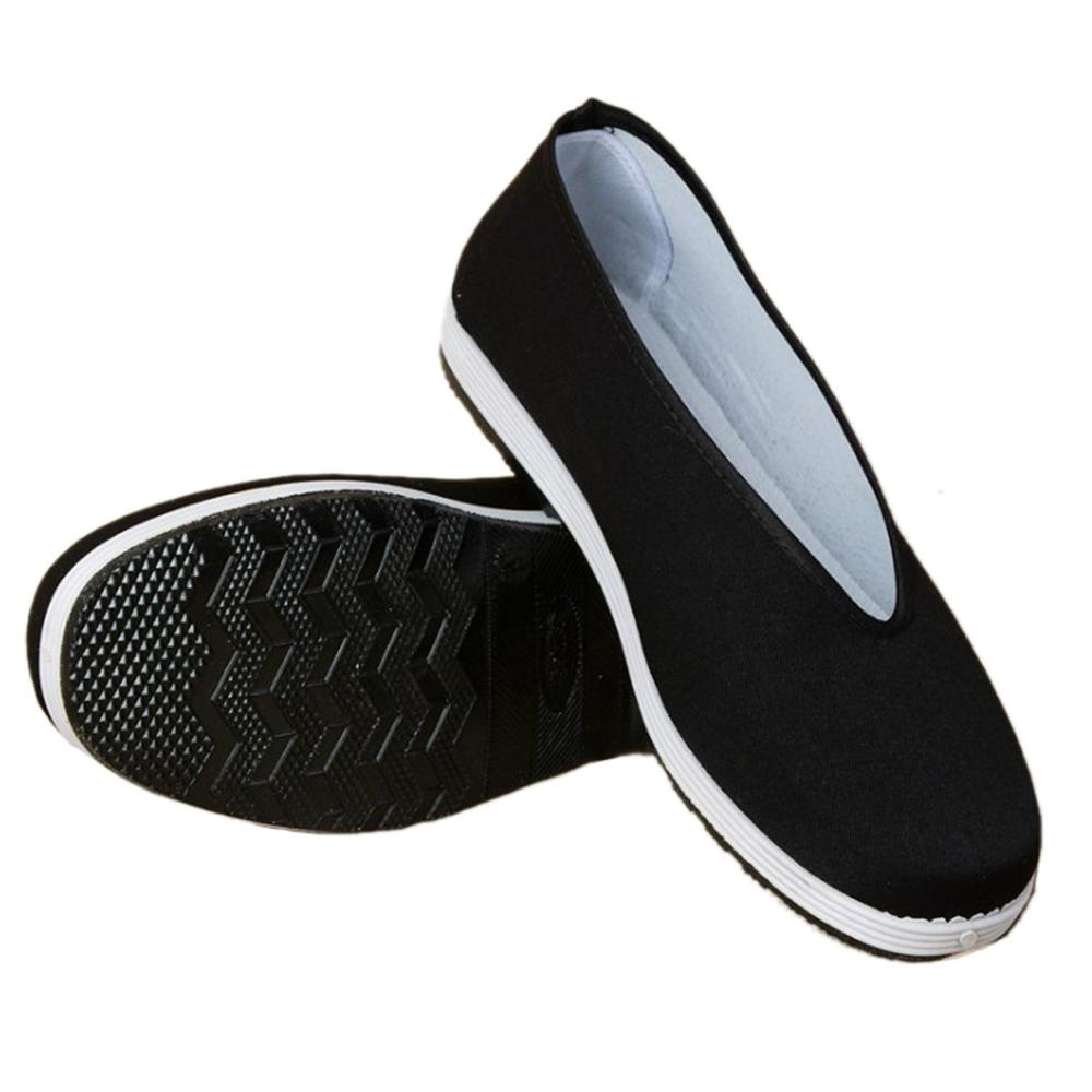 Tai Chi Shoes Retro Black