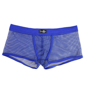 Men Sexy Underwear Transparent