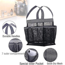 Load image into Gallery viewer, Shower Caddy Tote Mesh