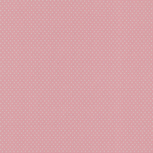 Light Pink polka dot Jersey