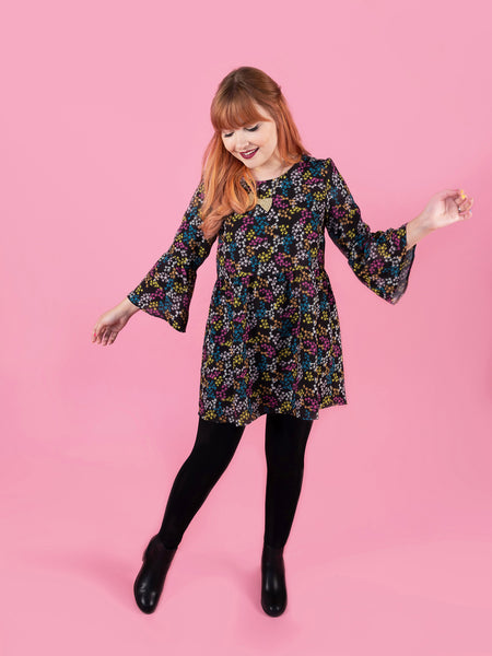 Tilly and the Buttons - Indigo top pattern