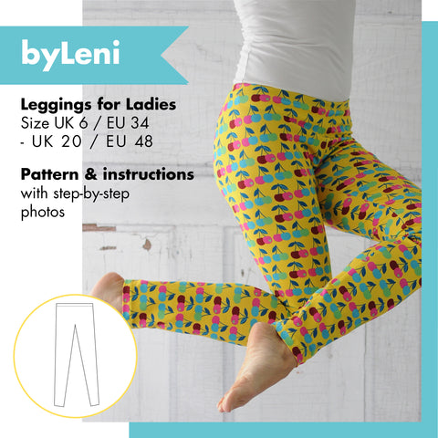 byLeni  - PDF pattern - FREE download