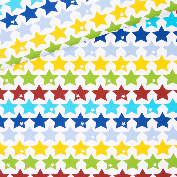 Rainbow Star fabric bundle / 2m / SAVE 15%