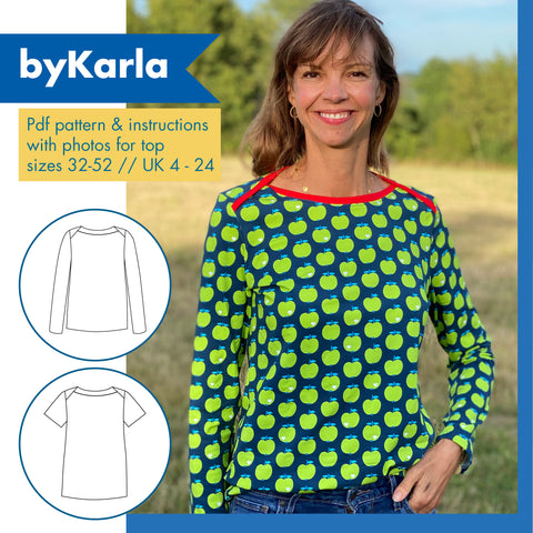 byKarla -  PDF pattern - download