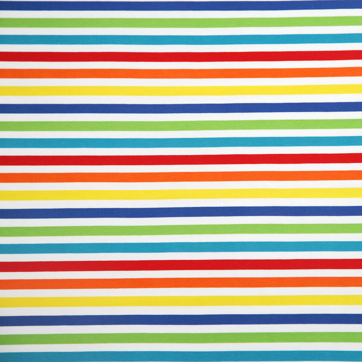 Small Stripes Jersey / rainbow
