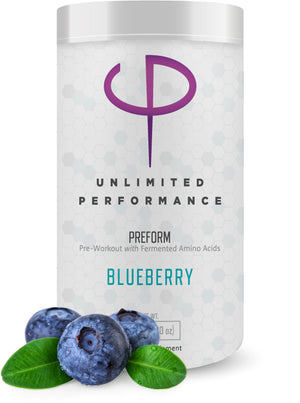 PREFORM | Pre-Workout with Fermented Amino Acids
