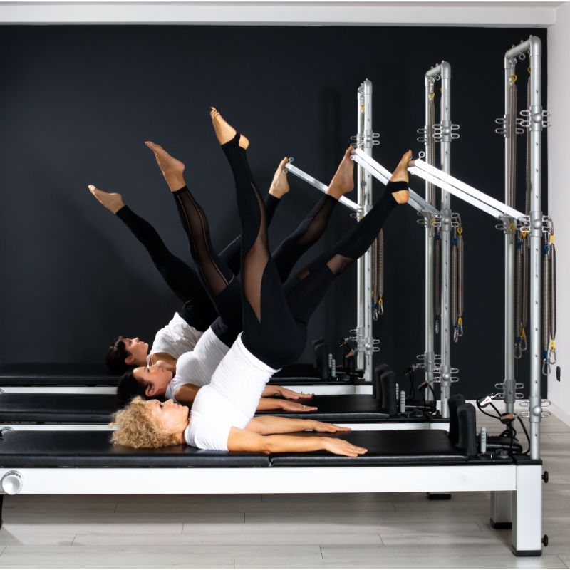 The Best Pilates Reformers with Tower of 2021 - Pilates Reformers Plus