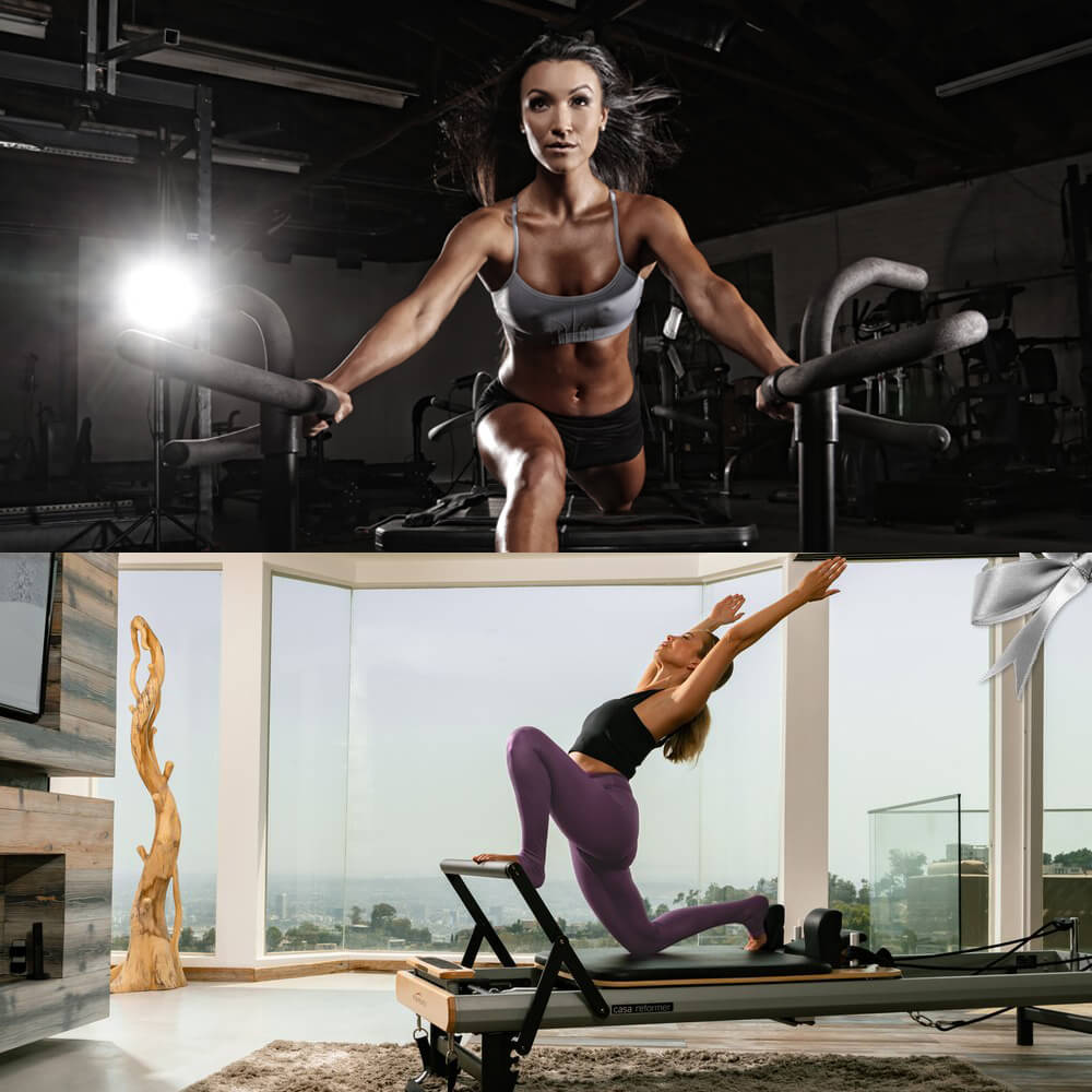 The Megaformer vs. Pilates Reformer - Pilates Reformers Plus