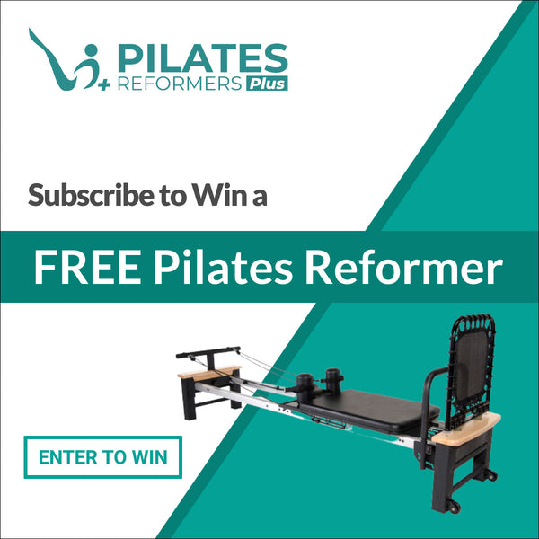 Free Pilates Reformer Giveaway - Pilates Reformers Plus