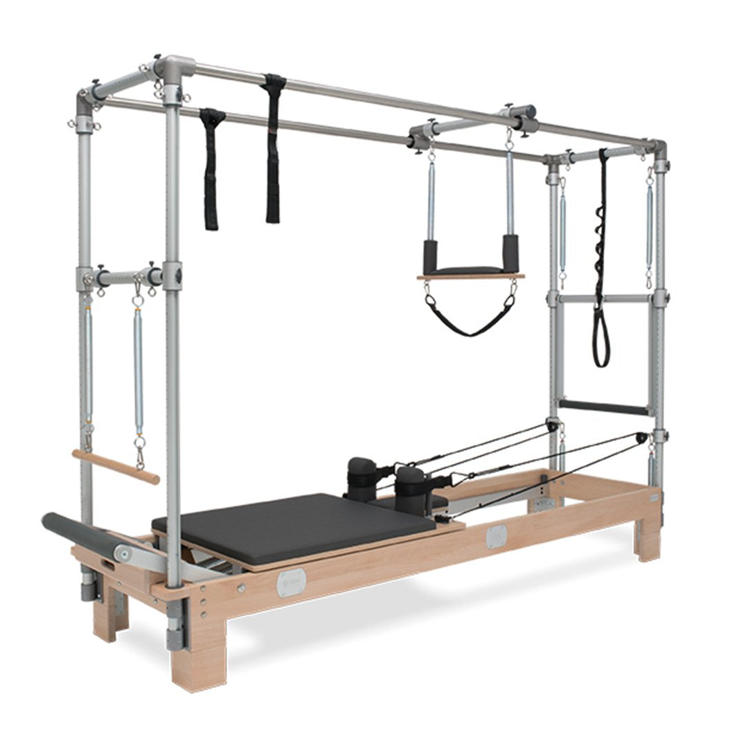 BASI Systems Pilates Cadillac Reformer Combo - Pilates Reformers Plus