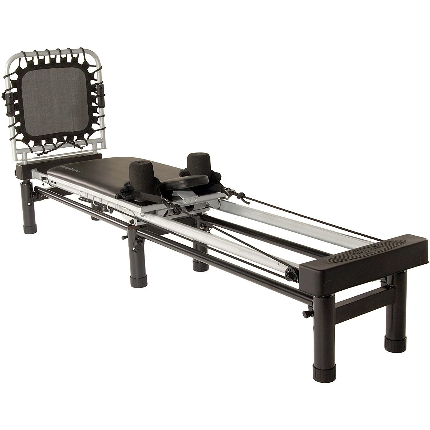 Stamina AeroPilates 266 Pilates Reformer with Rebounder & Stand, 3-Cord - Pilates Reformers Plus