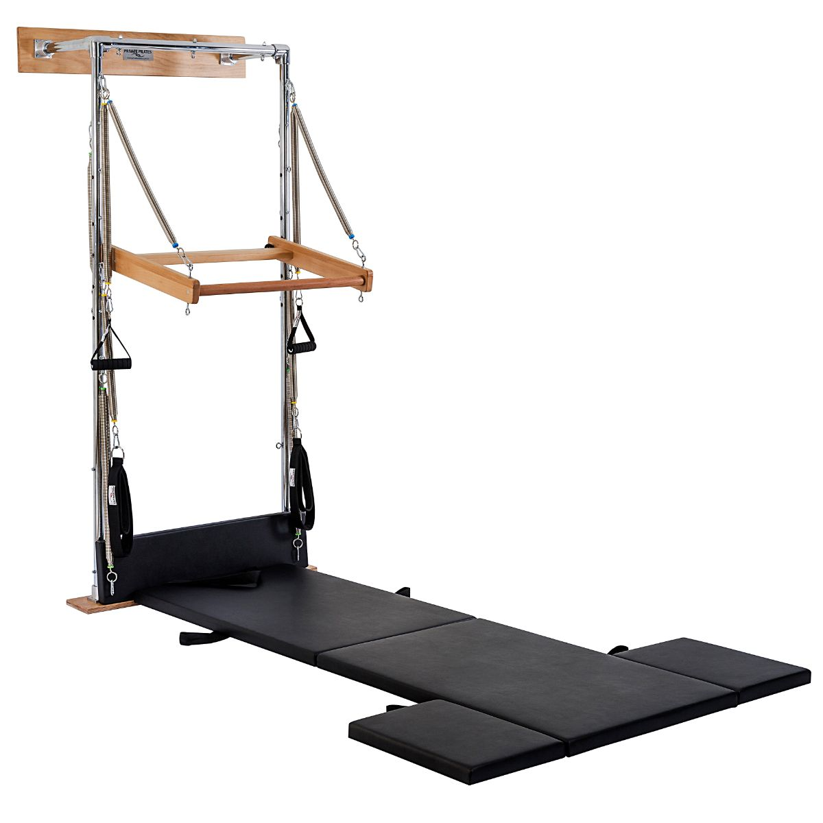 Private Pilates Premium Wall Tower - Pilates Reformers Plus