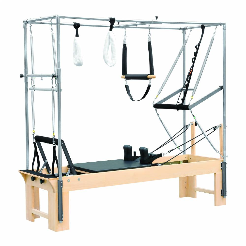 Elina Pilates Cadillac Reformer - Pilates Reformers Plus