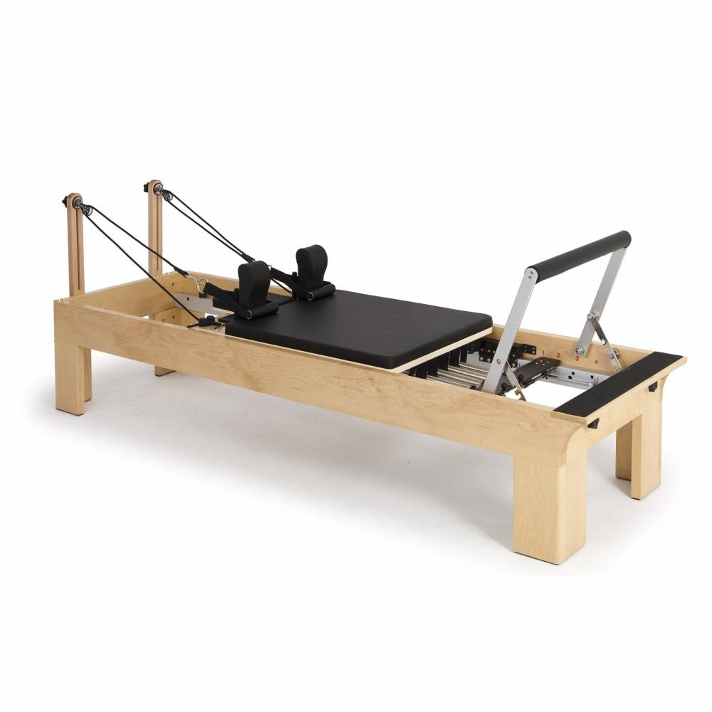 Elina Pilates Physio Wood Reformer - Pilates Reformers Plus