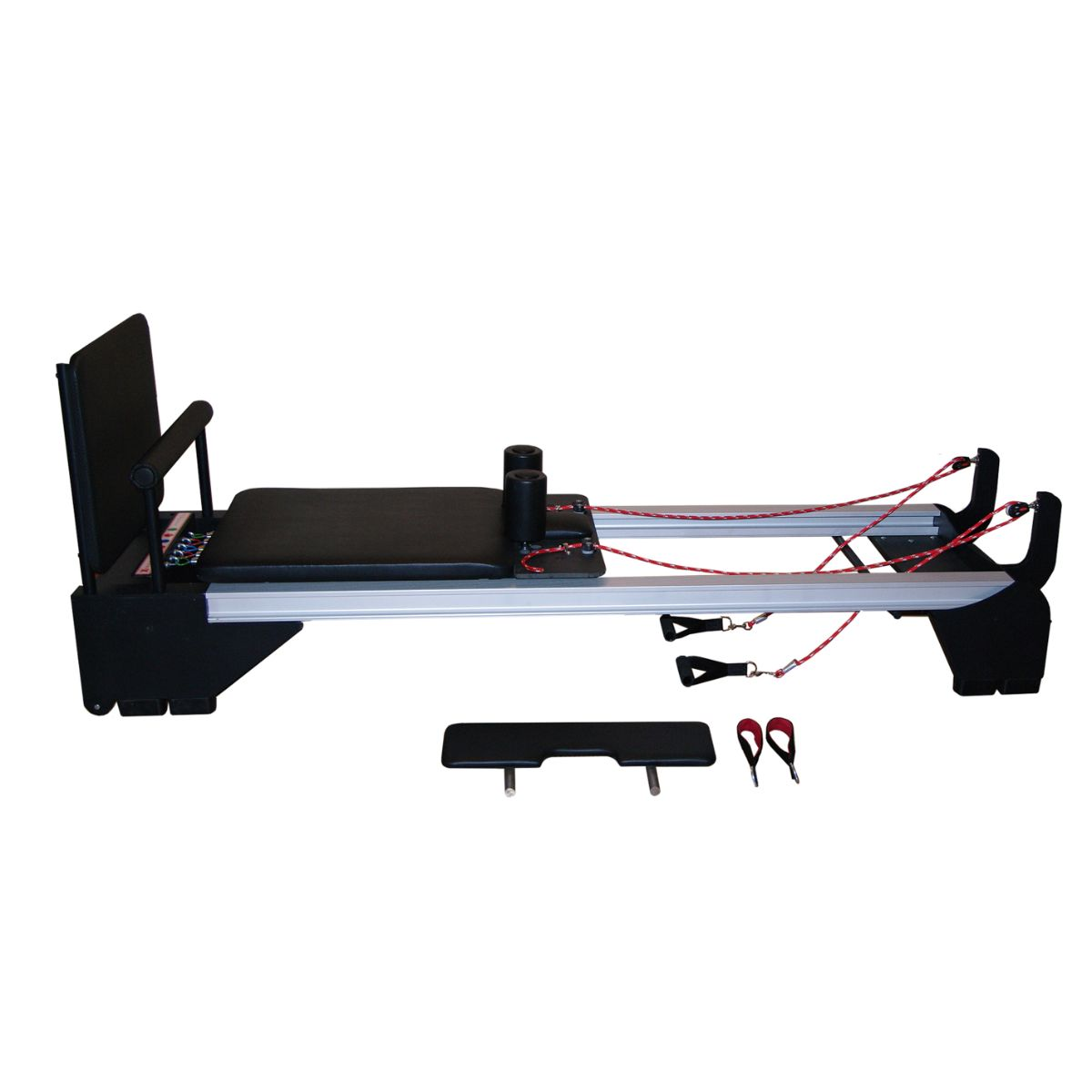 IM=X® Xercizer Pilates Reformer with Jumpboard - Pilates Reformers Plus