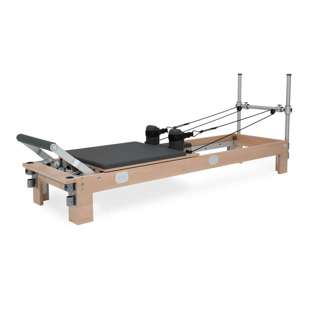 BASI Systems Wood Pilates Reformer - Pilates Reformers Plus