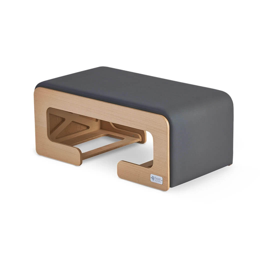 BASI Systems Pilates Sitting Box - Pilates Reformers Plus