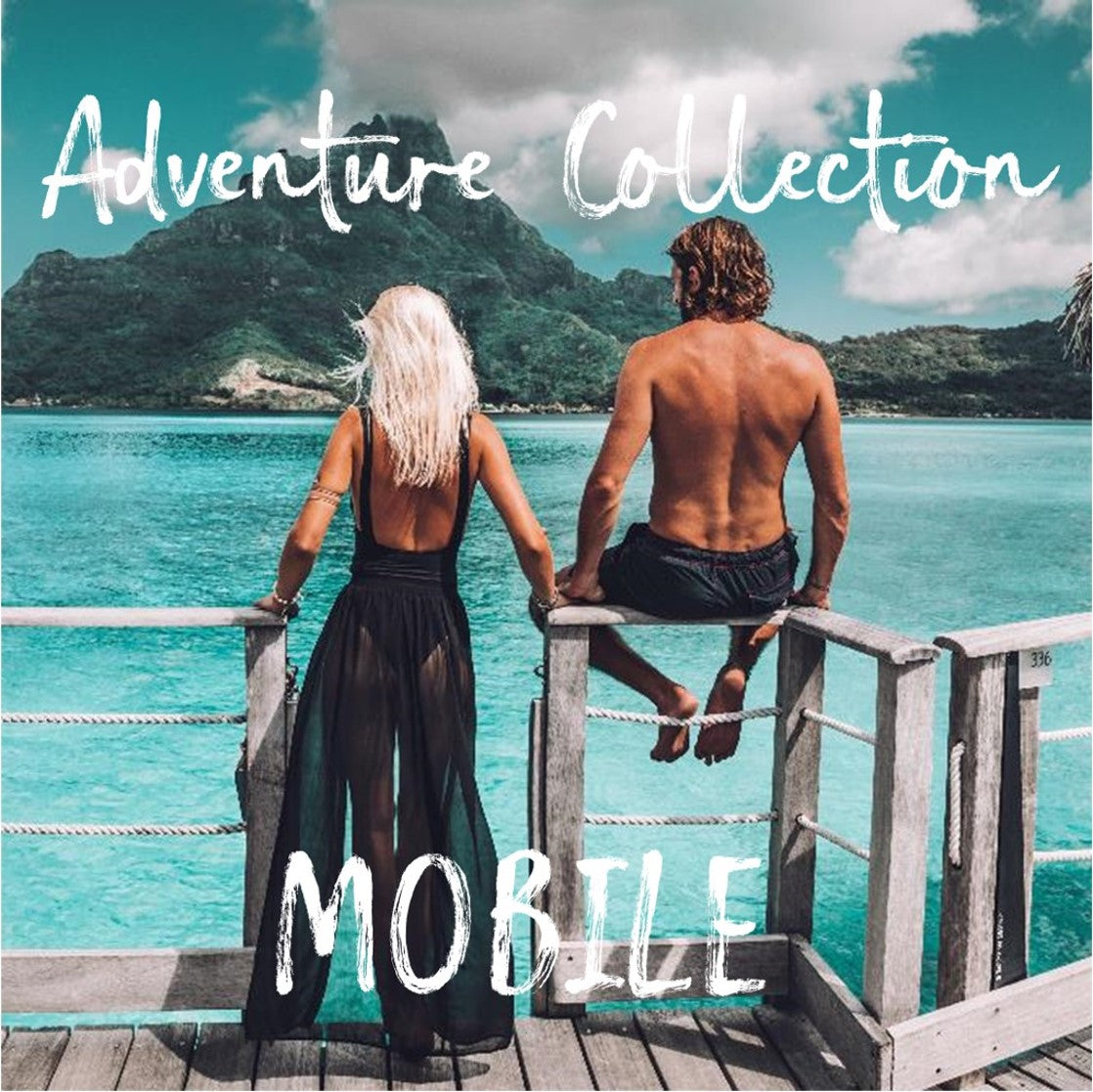 Adventure Collection - Mobile presets