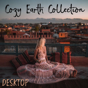 Cozy Earth Collection - Desktop presets