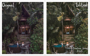 Bali Collection - Desktop presets