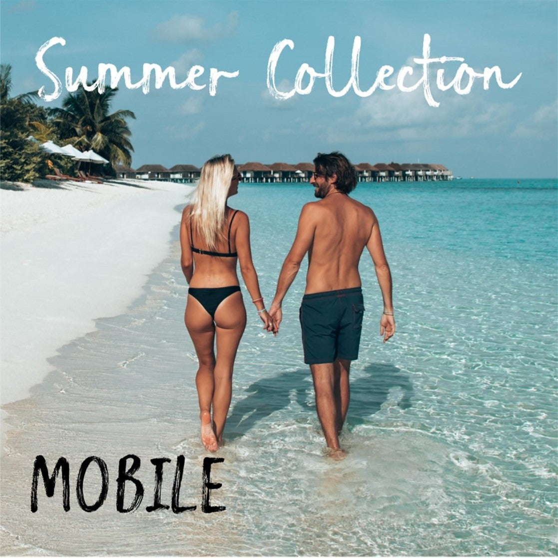 Summer Collection - Mobile presets