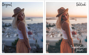 Summer Collection - Desktop presets