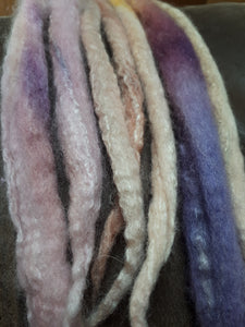 Dreads - Felted Wool Plain - Wholesale