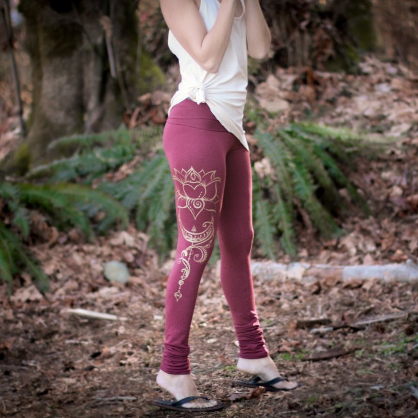 Divine Feminine Leggings, Limited Edition