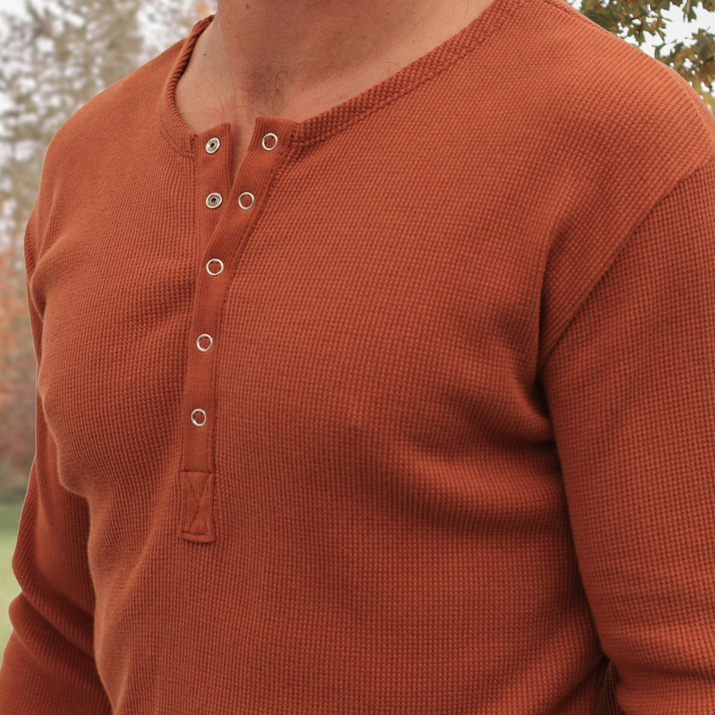 Boyfriend and Steal My Boyfriend's Top - Rust