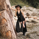 The Huntress Duster Vest