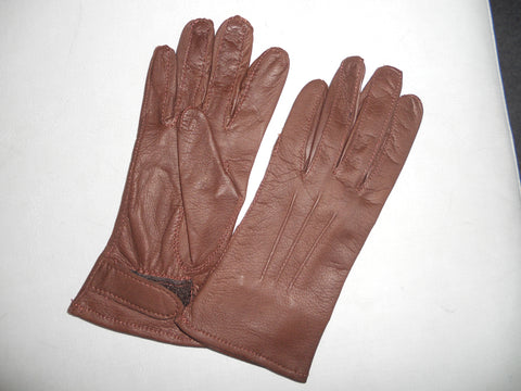 Chester Jefferies  Arena Glove, Country Brown, Child Size 3