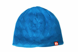 ANTON Winter Head Cap Blue
