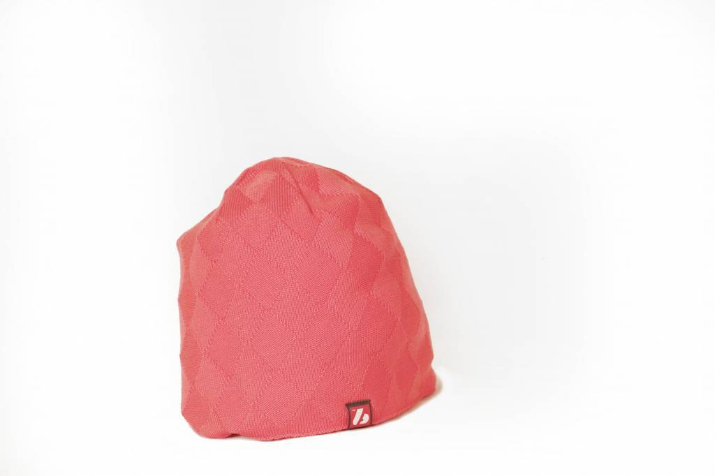 ANTON Winter Head Cap Pink