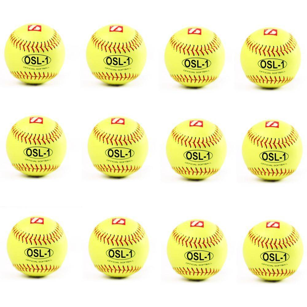 OSL-1 High competition softball, size 12