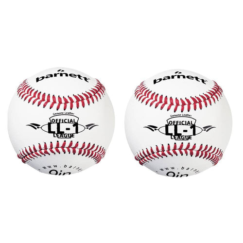 LL-1 Match and practice baseballs, Size 9