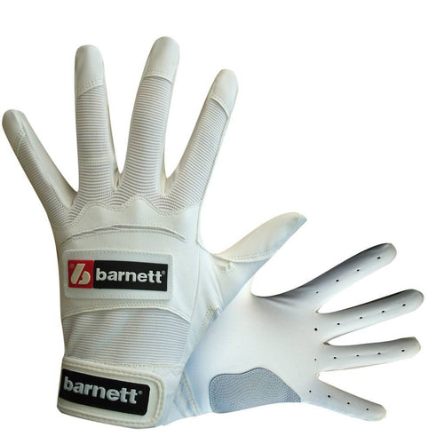 BBG-01 Batting baseball gloves, White