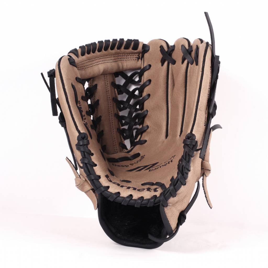 SL-110 Baseball gloves in leather infield/outfield size 11, Brown