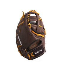Load image into Gallery viewer, GL-301 Competition first base baseball glove, genuine leather, size 31, Brown
