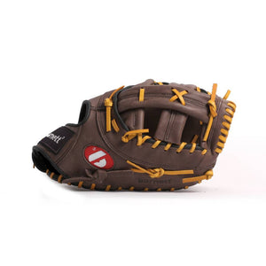 GL-301 Competition first base baseball glove, genuine leather, size 31, Brown