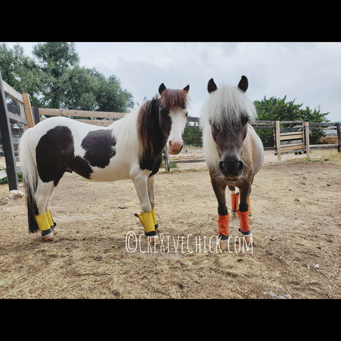 Coming soon!... Make your own horse fly boots! Detailed Tutorial with pictures!