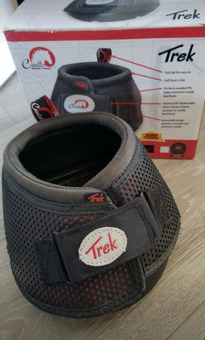 Cavallo Trek regular Hoof Boot size 6