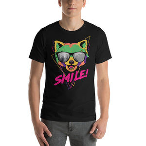 Smile - Short-Sleeve Unisex T-Shirt